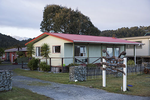 Rimu House from front of property